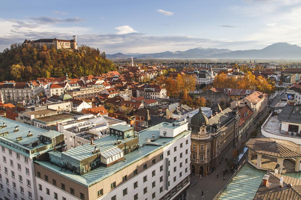 8 důvodů, proč si zamilovat Lublaň