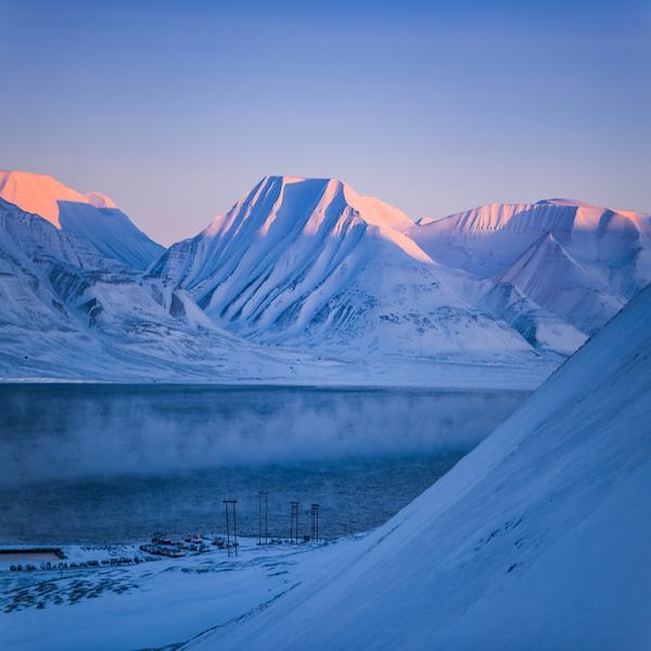 Svalbard Špicberky