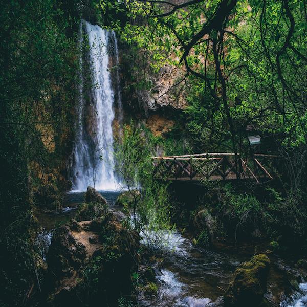 Vodopády v Srbsku