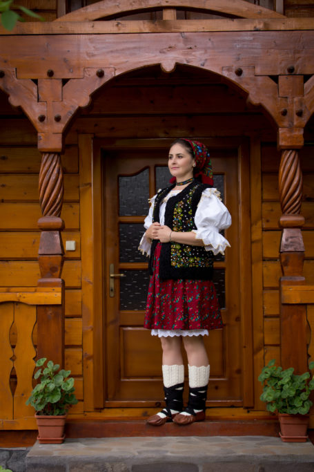 autentičnost Rumunska