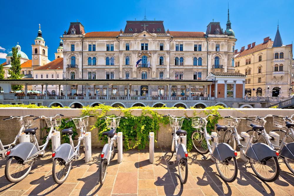kola v Lublani