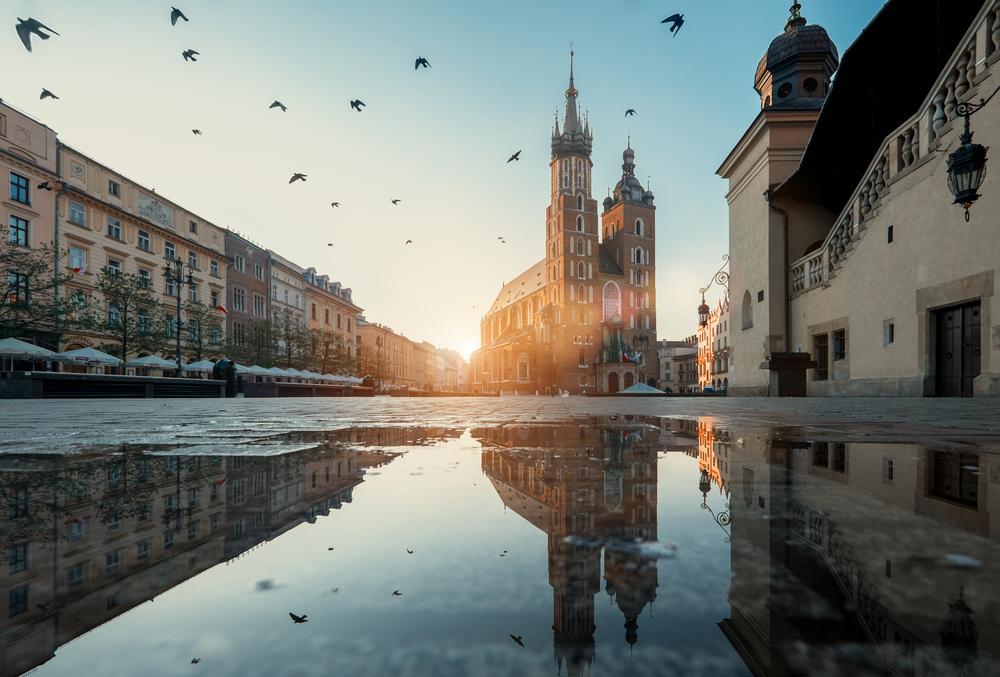 Proč navštívit pohádkový Krakov?