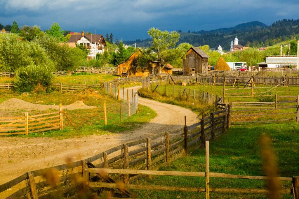 A Bůh stvořil Bukovinu…