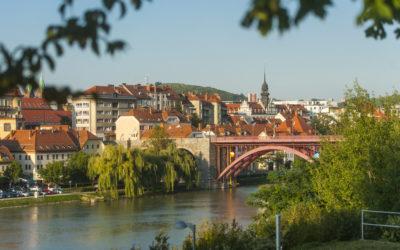 Proč se na chvíli zastavit v krásném městě Maribor na Slovinsku