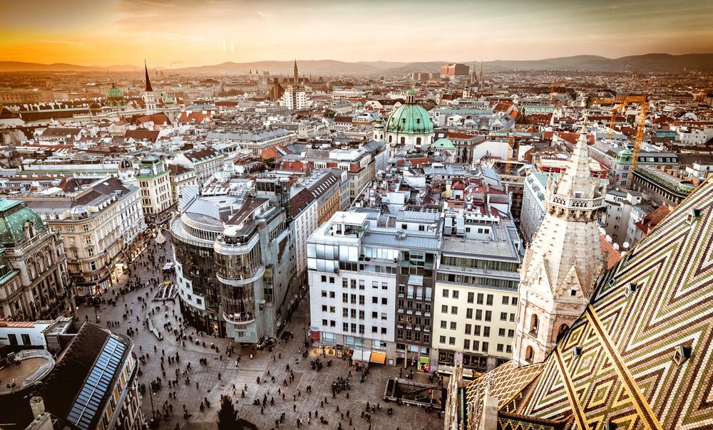 Nejvíce fotogenická místa ve Vídni
