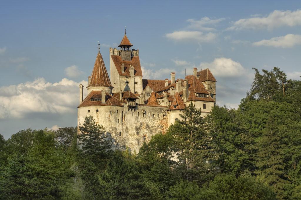 hrad Bran, Rumunsko