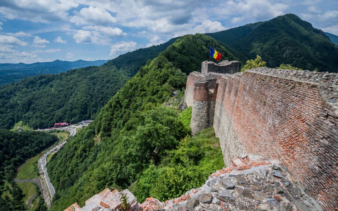 Pohádkové pevnosti a hrady v Rumunsku