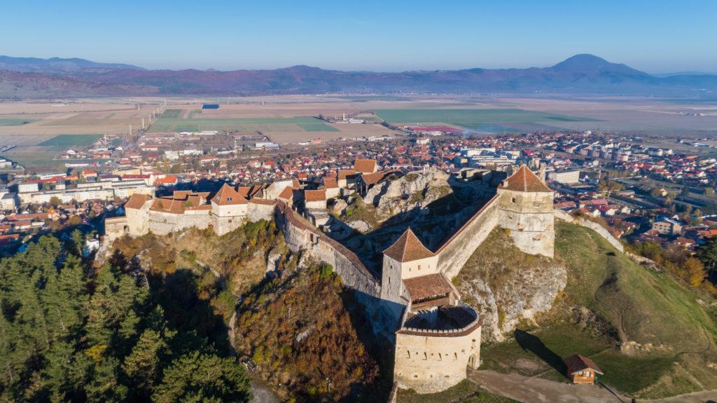 pevnost Rasnov, Rumunsko