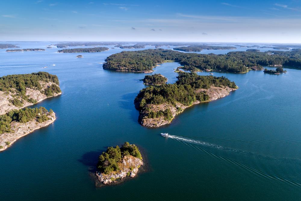 Archipelago Sea, Finsko