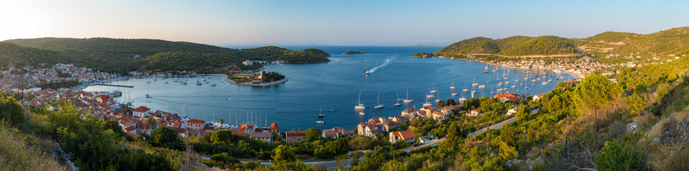 Vís Chorvatsko