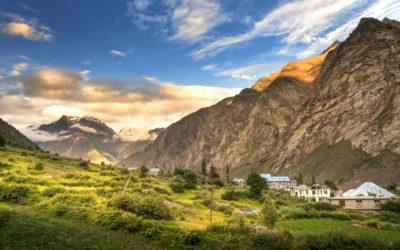 Lahaul, život v himalájském údolí