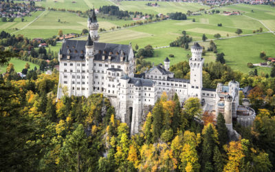 TOP 10 míst, která byste měli navštívit v Německu