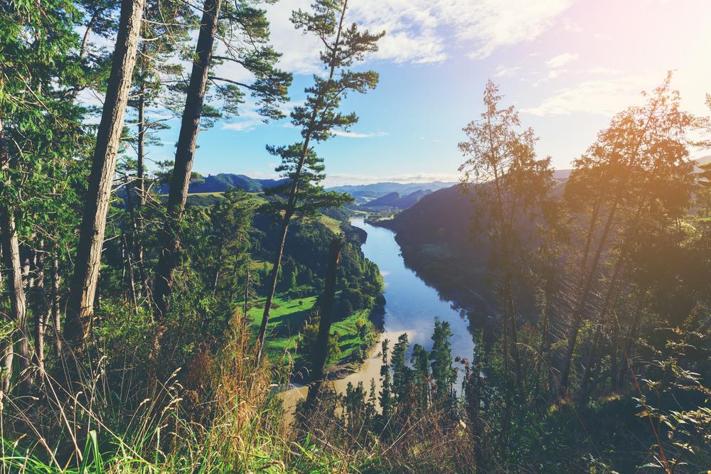 řeka Whanganui