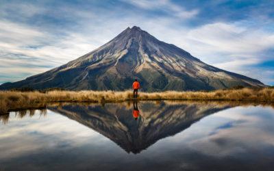 Milostný trojúhelník majestátných vulkánů