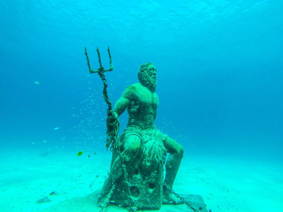 Poseidon v San Andrés
