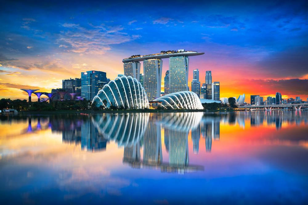 Marinas Bay Singapur