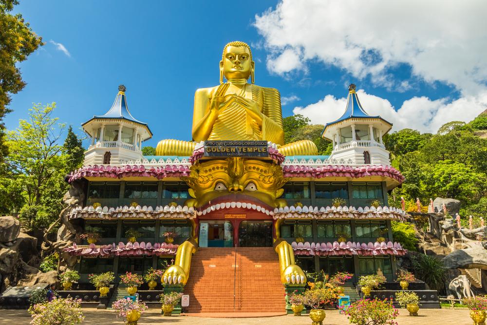 UNESCO Budha Sri Lanka