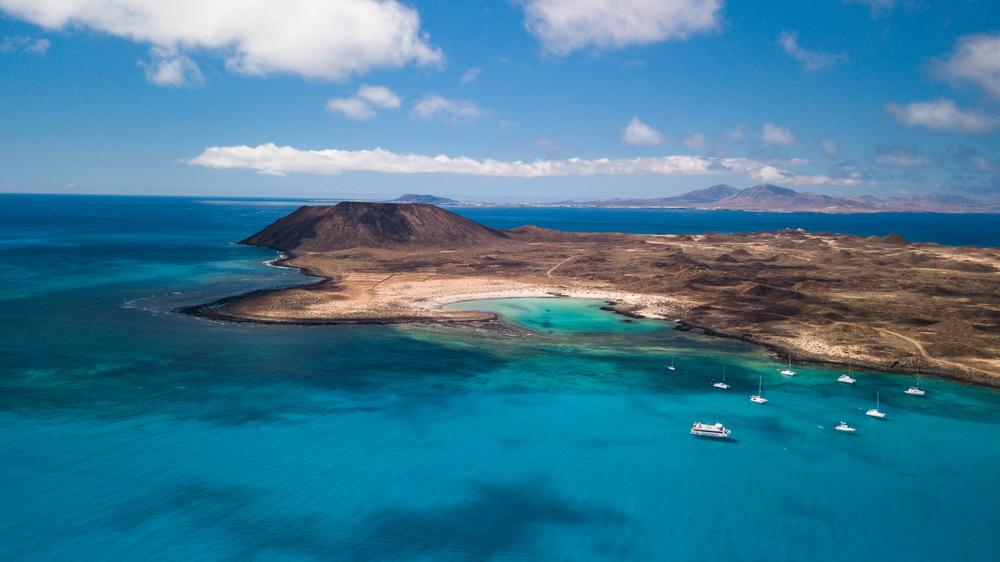 Fuerteventura Kanarske ostrovy