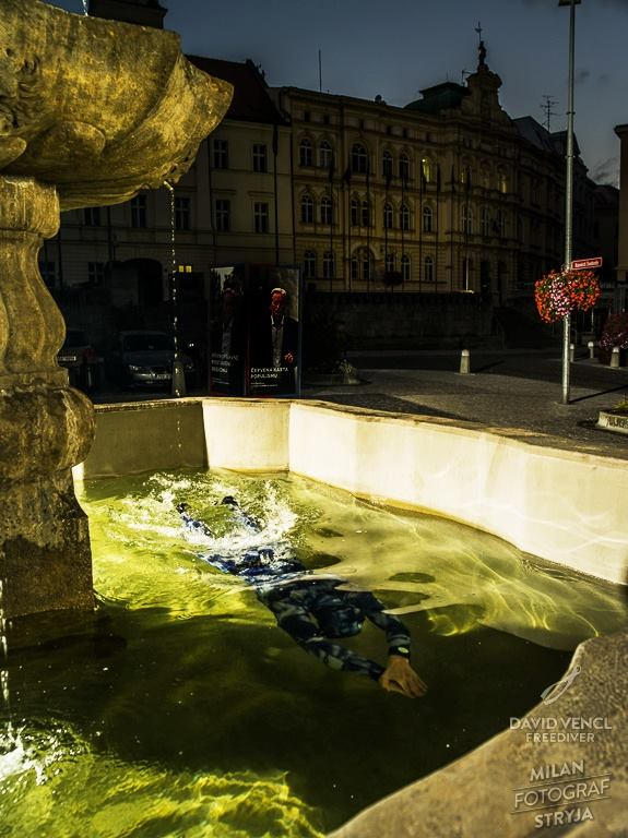 Street Freediving Teplice