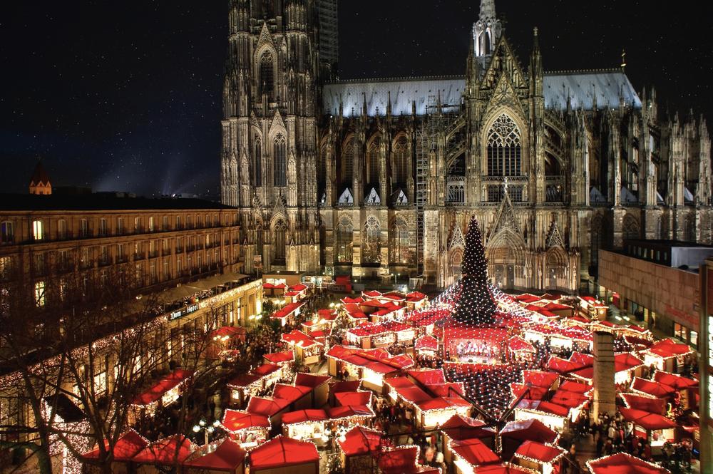 Vánoční trhy Kolín