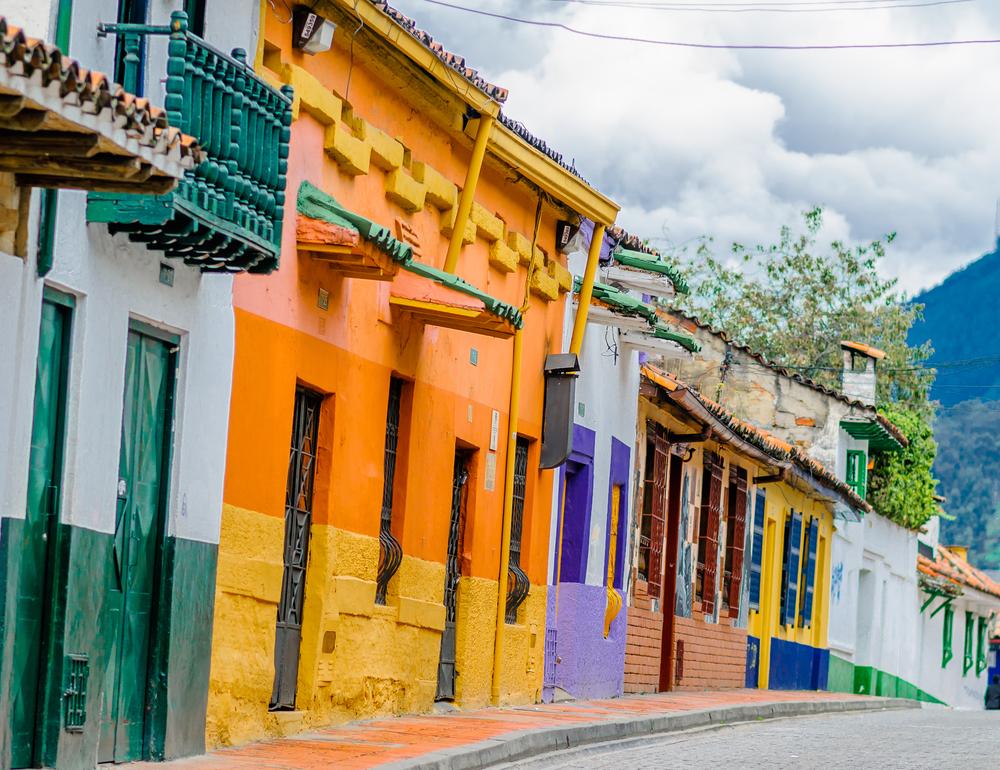ulice La Candelaria