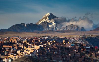 Jak přežít v (ne)hlavním městě La Paz v Bolívii a co zde navštívit