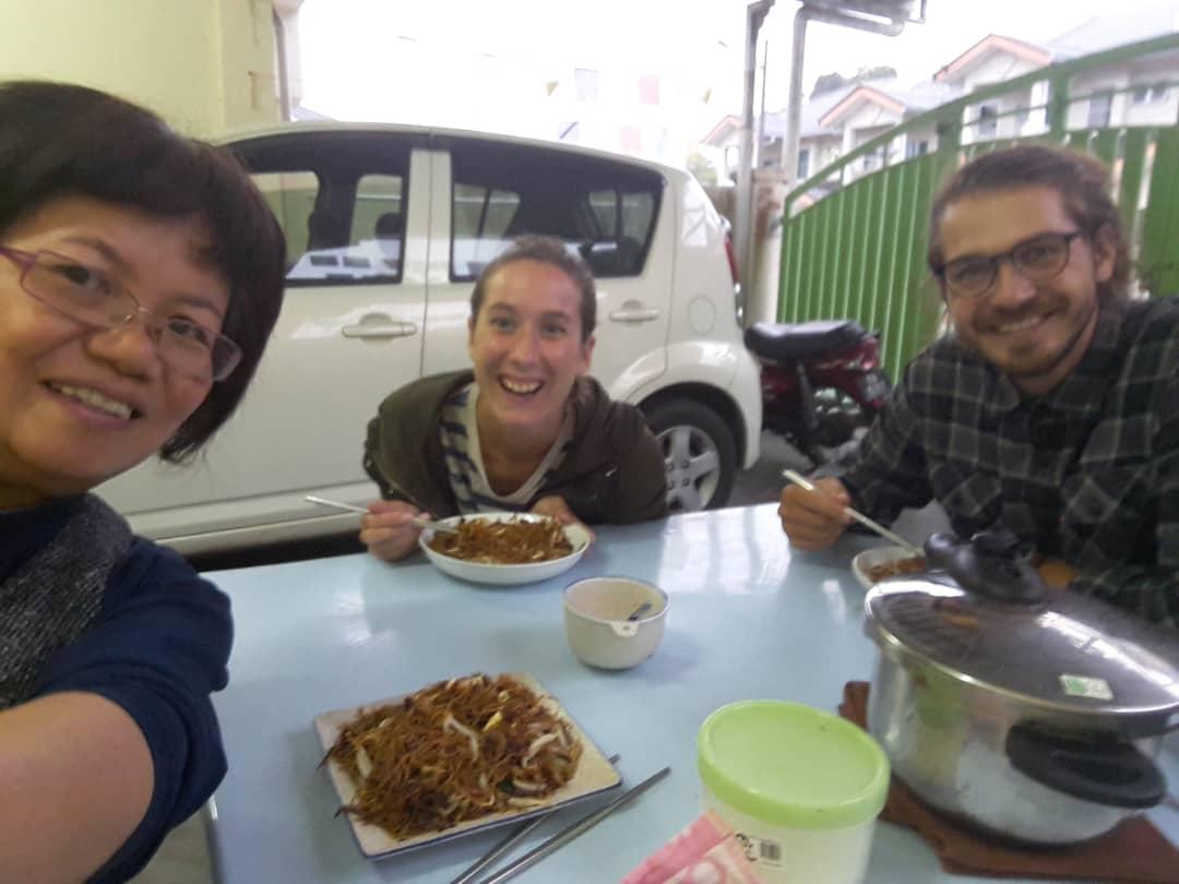 workaway v Malajsii