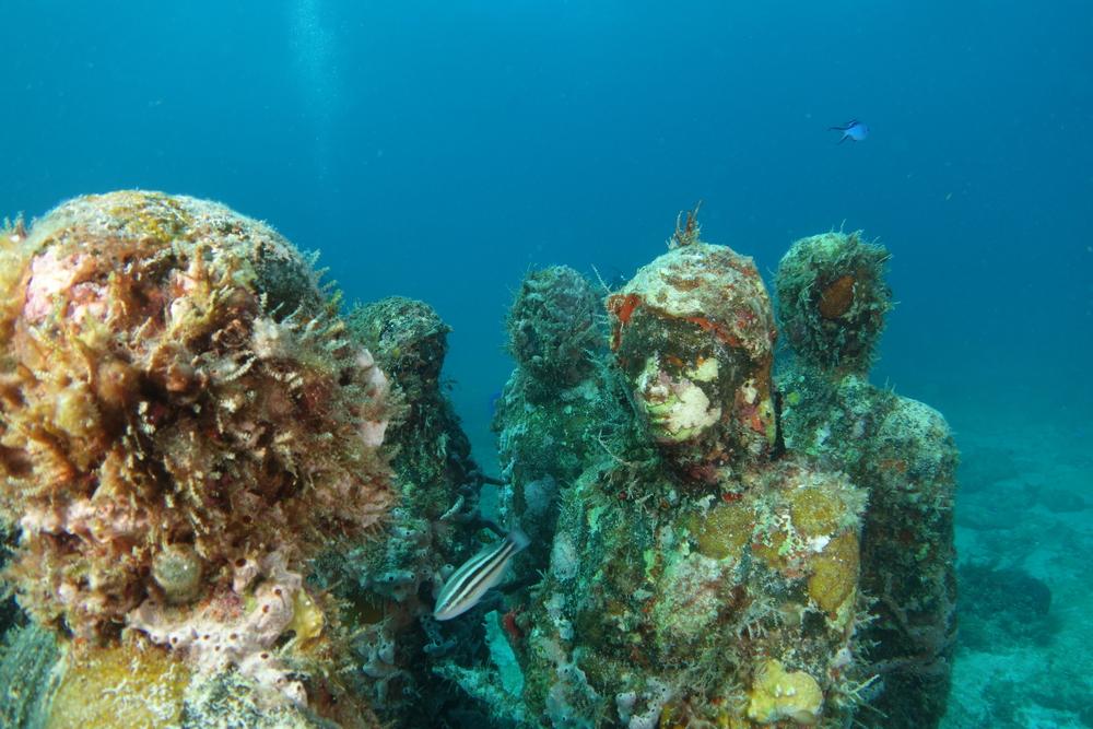Subaquático muzeum