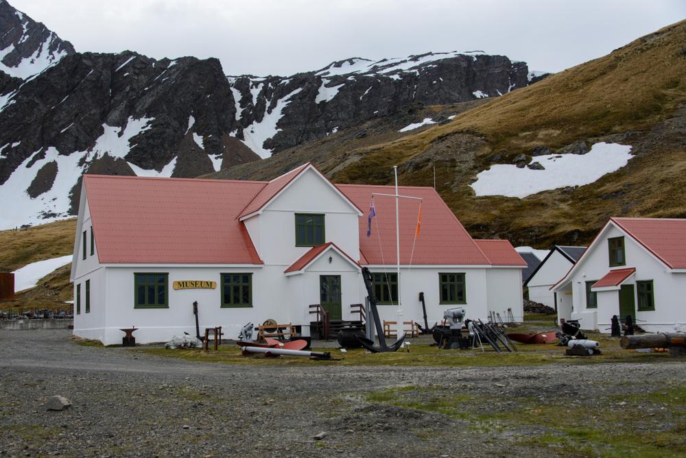 muzeum Grytviken