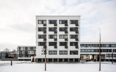 Výmarská architektonická a designová chlouba – Bauhaus