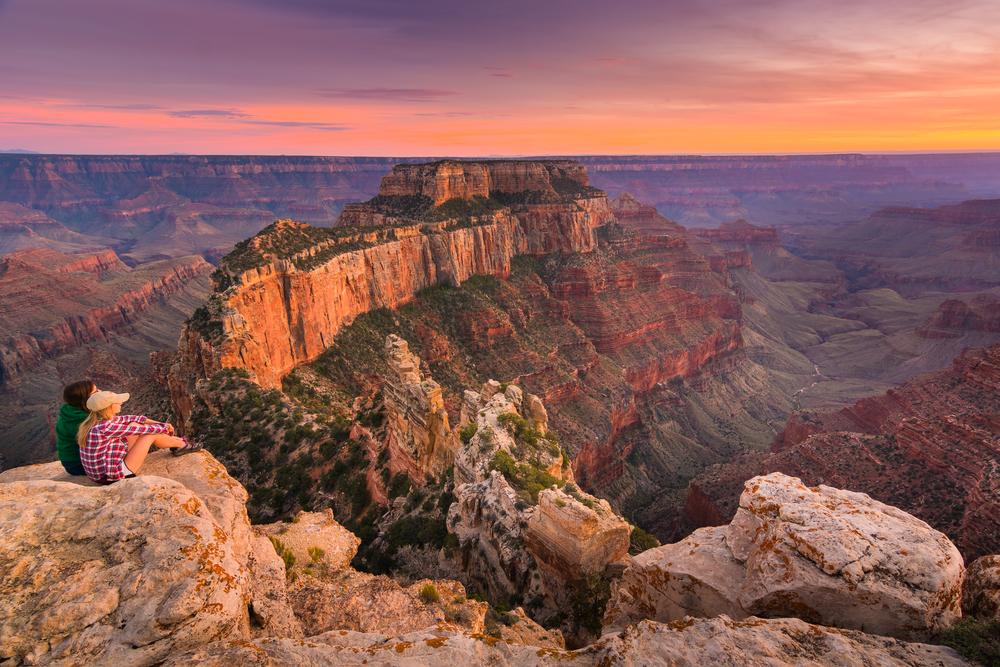 Tajemství vzniku Grand Canyonu?