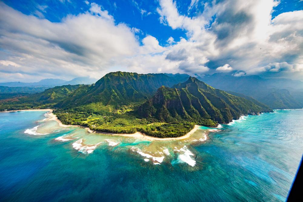 Kauai ostrov