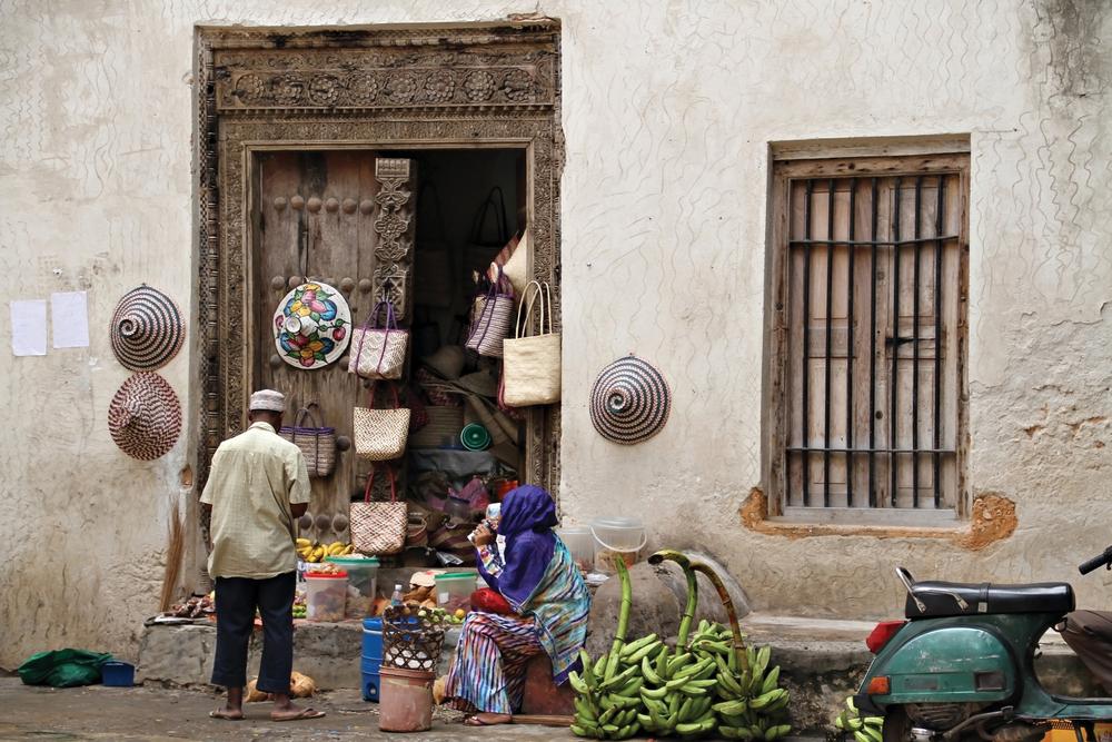 Zanzibar lidé