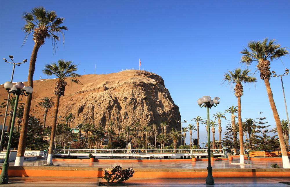 Chile Arica