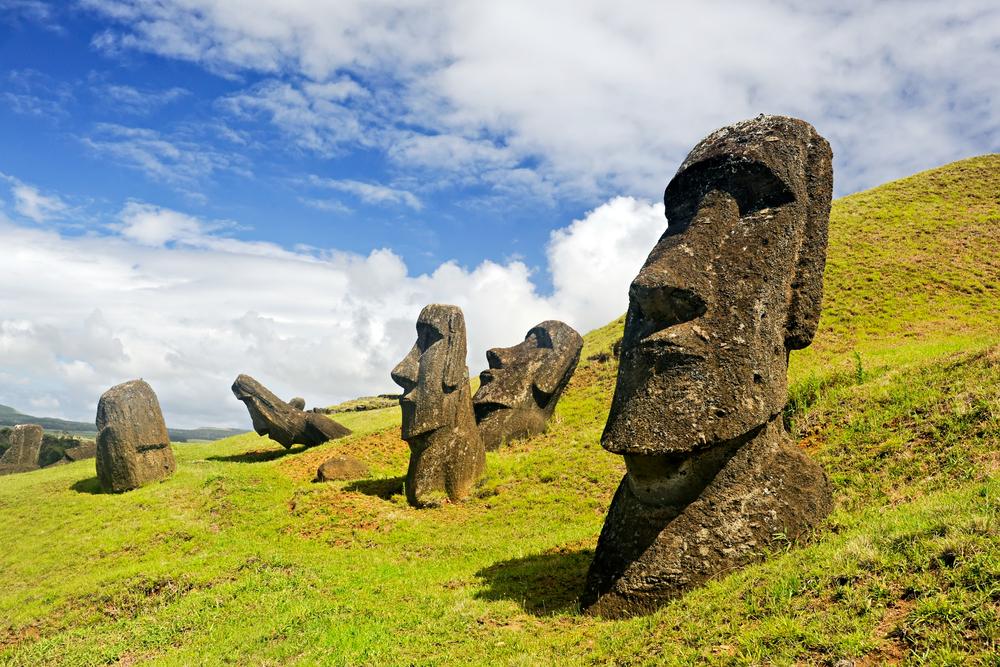 Velikonoční ostrovy Chile