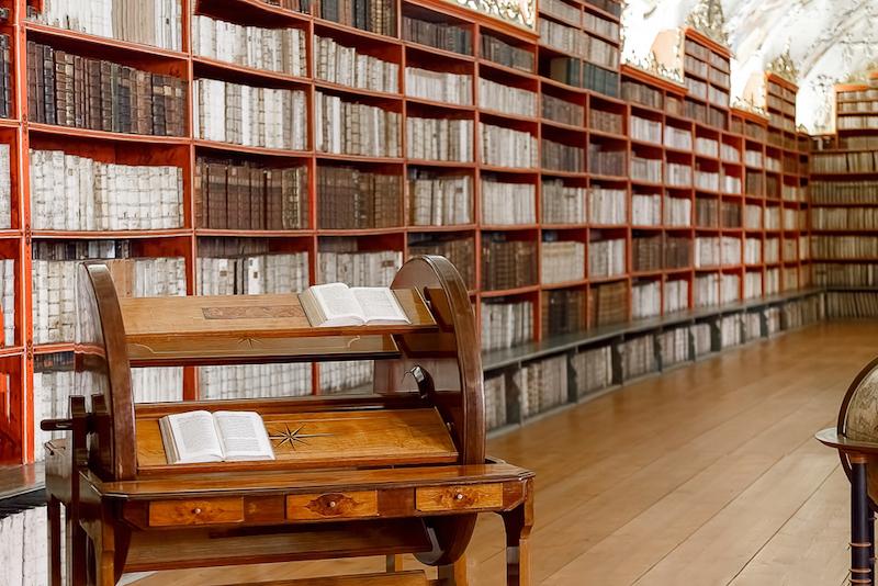 Knihovna Praha