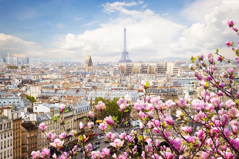 Paříž, hlavní město výtvarného umění