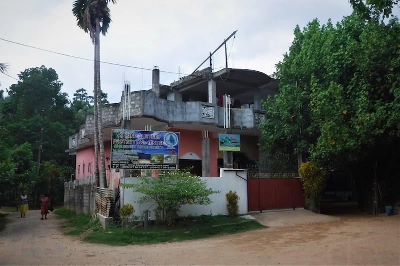 Srí Lanka protecting centrum