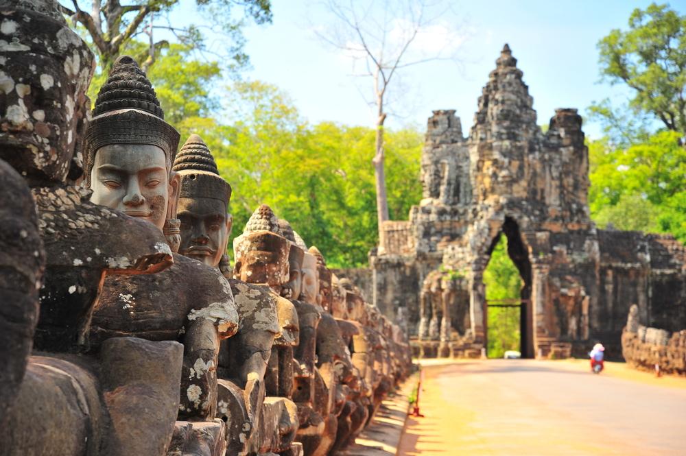 10 nejzajímavějších chrámů v Angkoru (které nejsou Angkor Wat)