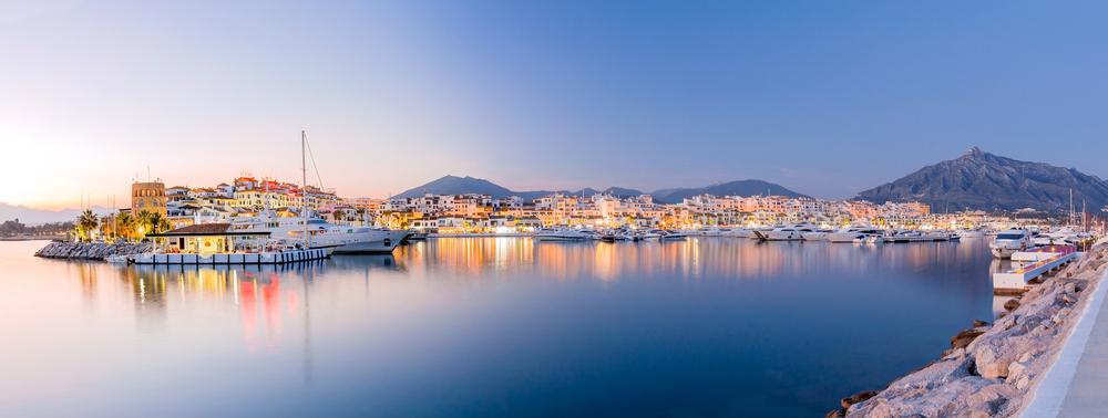 Marbella španělsko