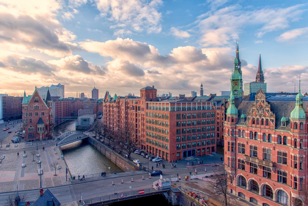 Zažijte atmosféru německých měst v létě