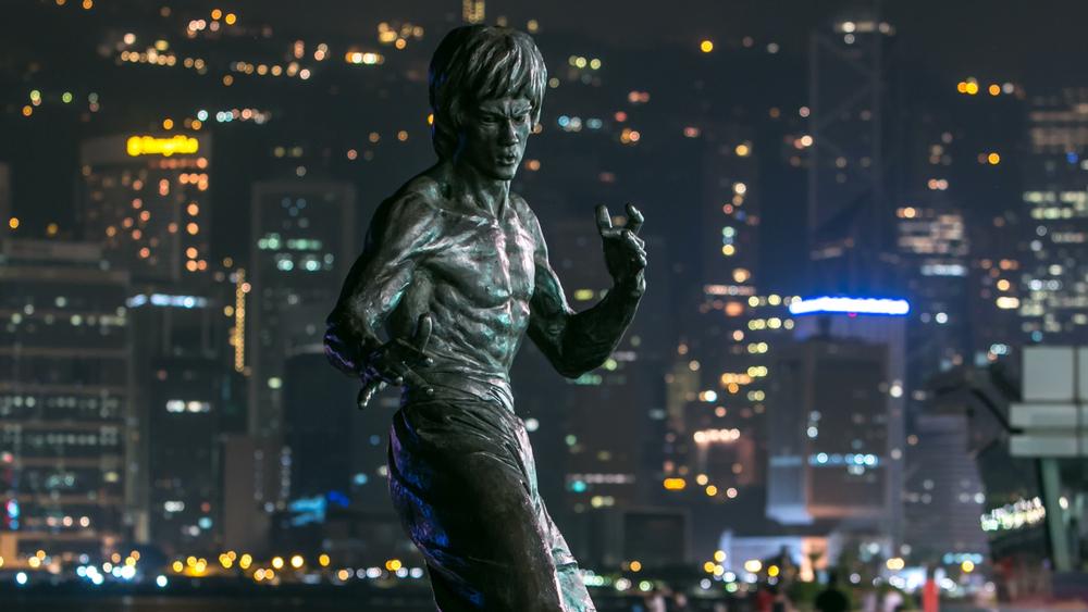 Hongkong Bruce Lee
