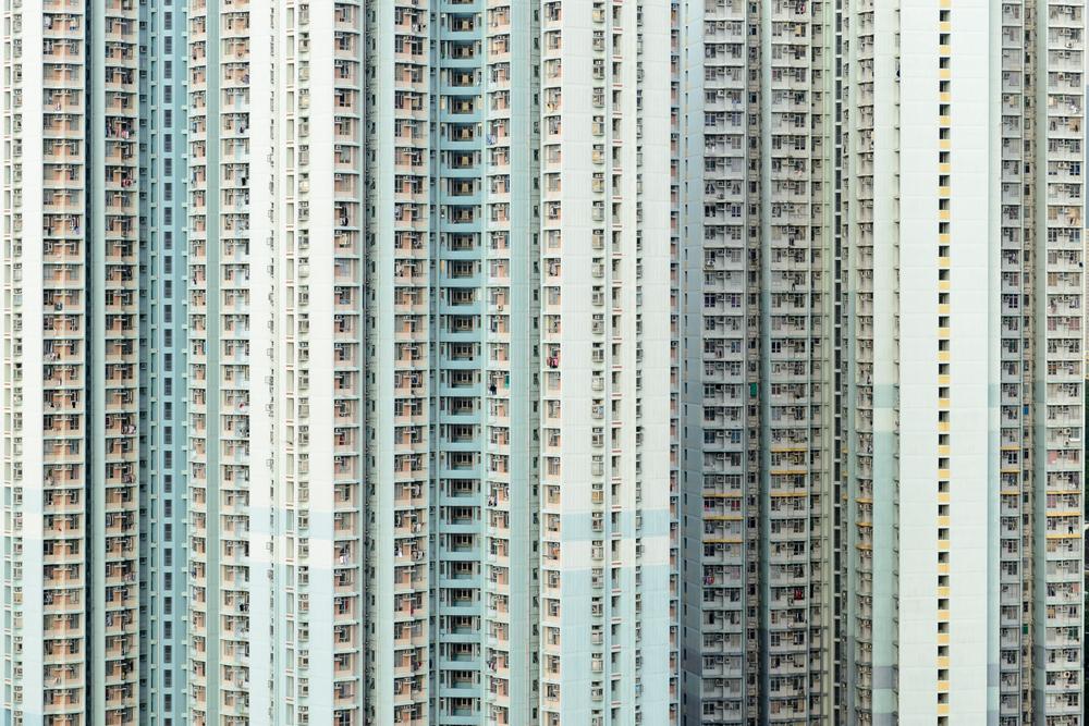 Hongkong budovy