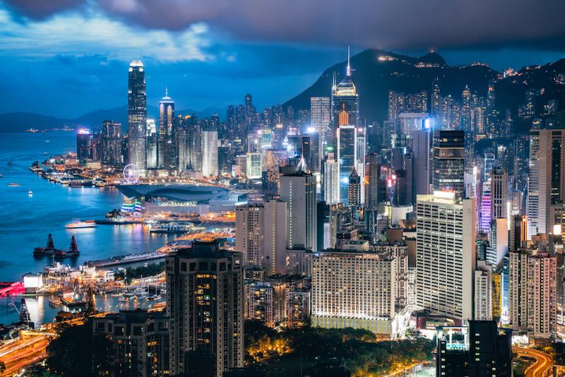 Hongkong mrakodrap