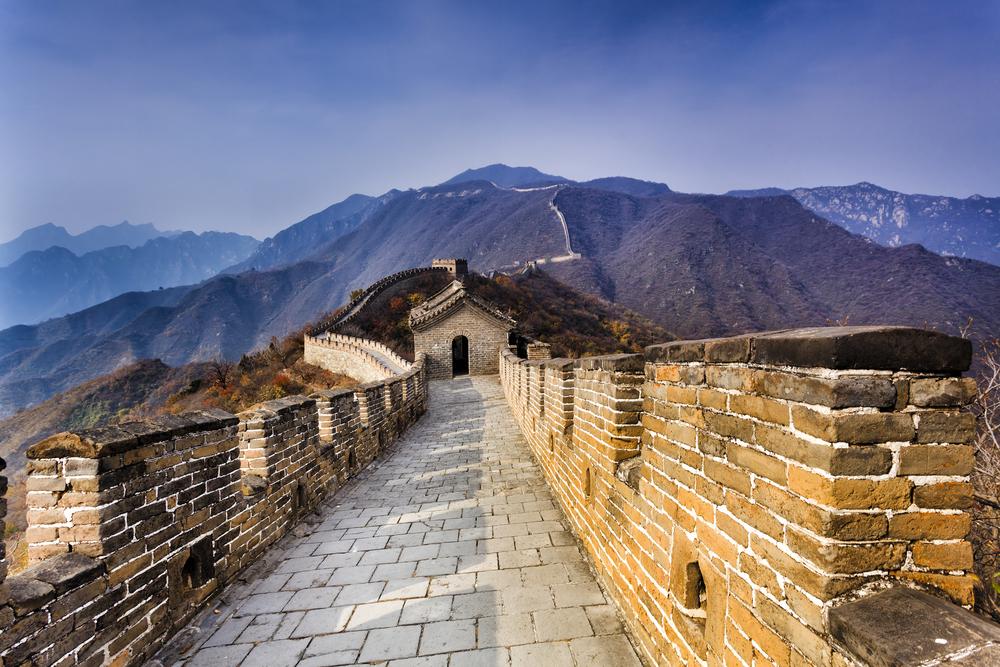 Velká čínská zeď Mutianyu