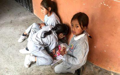 Jižní Amerika, Ekvádor: Život v indiánské komunitě Salasaců aneb když se sen o dobrovolnické činnosti stane skutečností