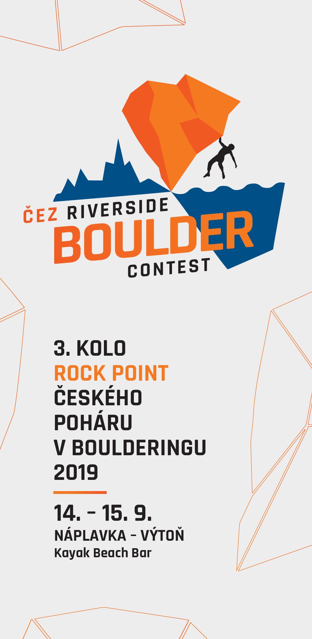 Riverside Boulder Contest