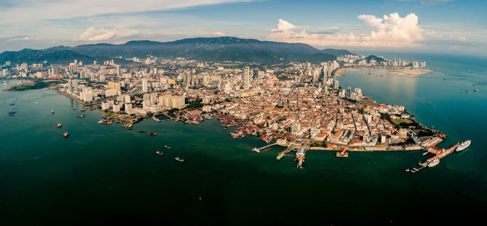 ostrov Penang