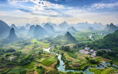 15 míst v Číně, která vám vyrazí dech