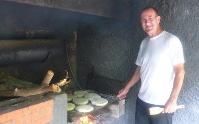 Projíst se Madeirou: Barbecue ve vavřínovém lese